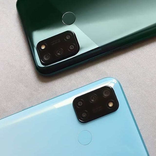 كاميرا هاتف Realme 7I ريلمي 7i