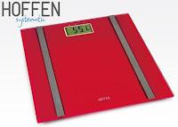 Waga łazienkowa z pomiarem parametrów Hoffen systematic z Biedronki