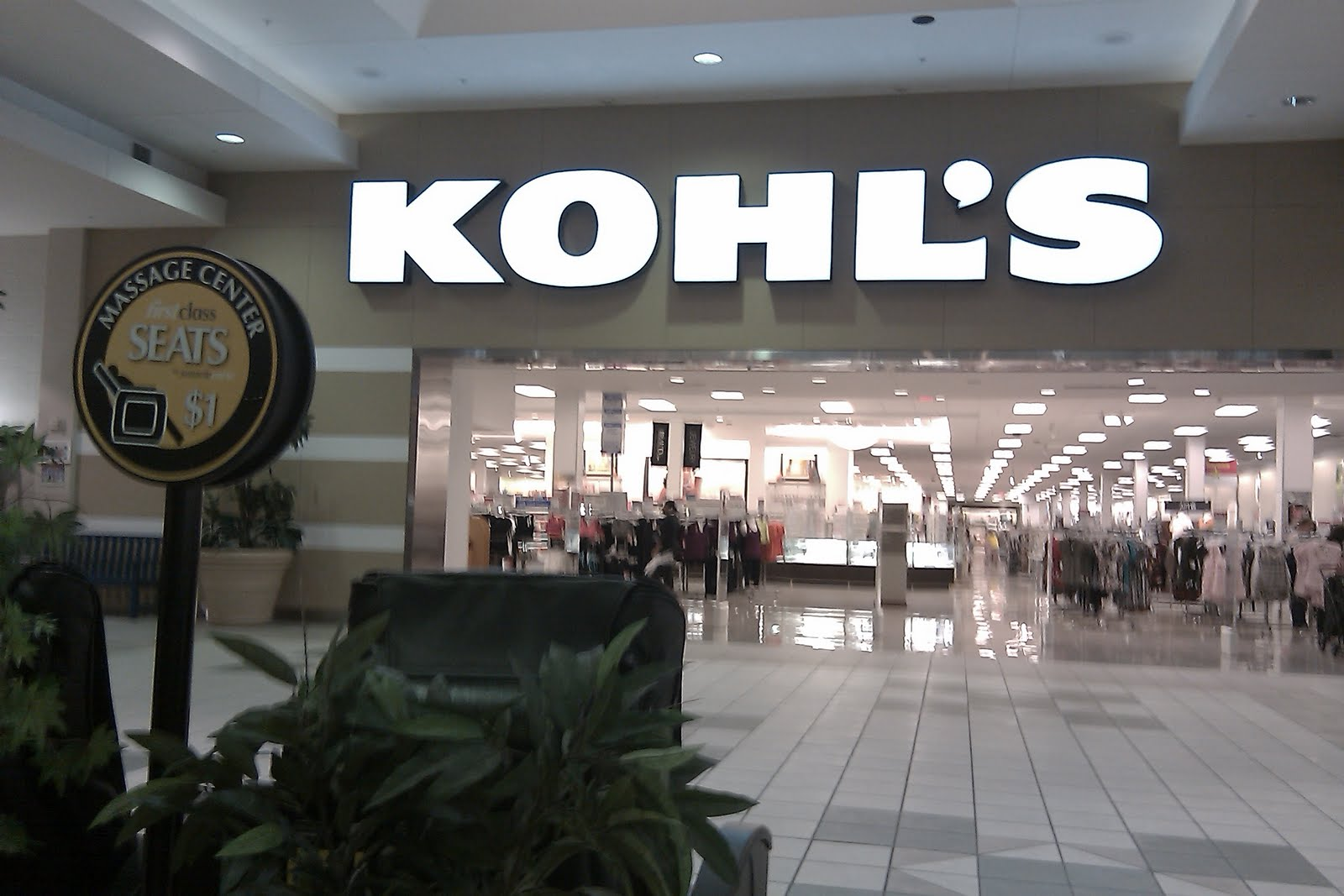 Shoe Stores At The Mall Of Louisiana