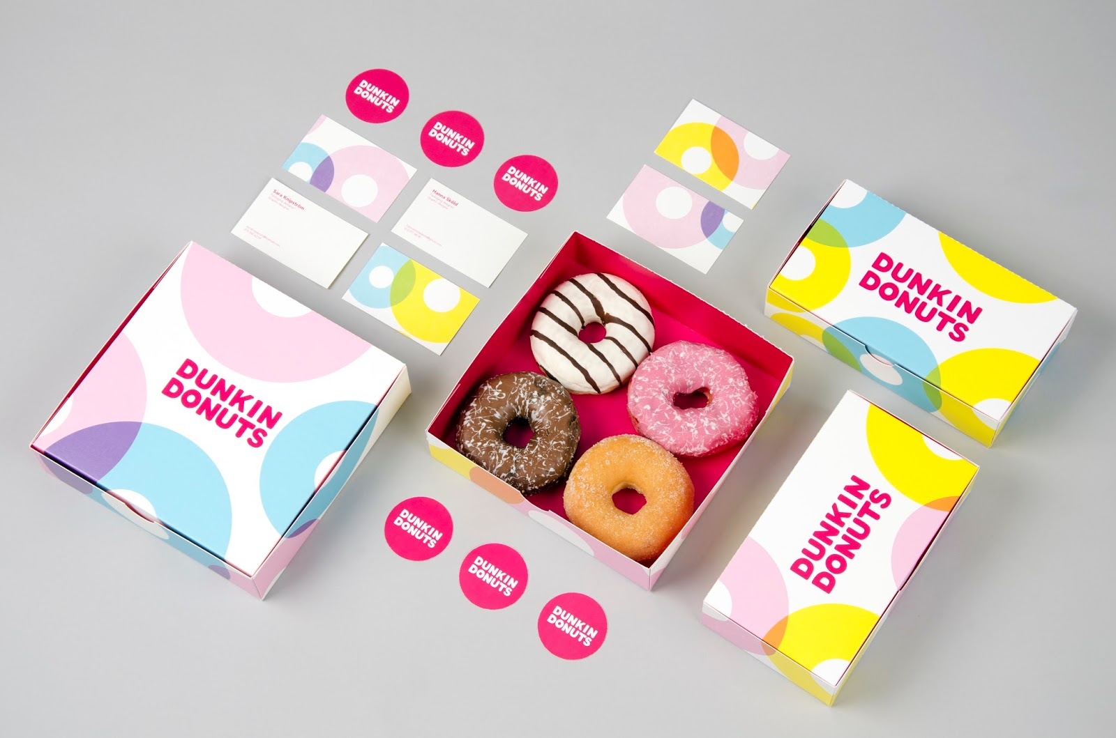 Modern Mug Dunkin Donuts Student Project On Packaging Of The World