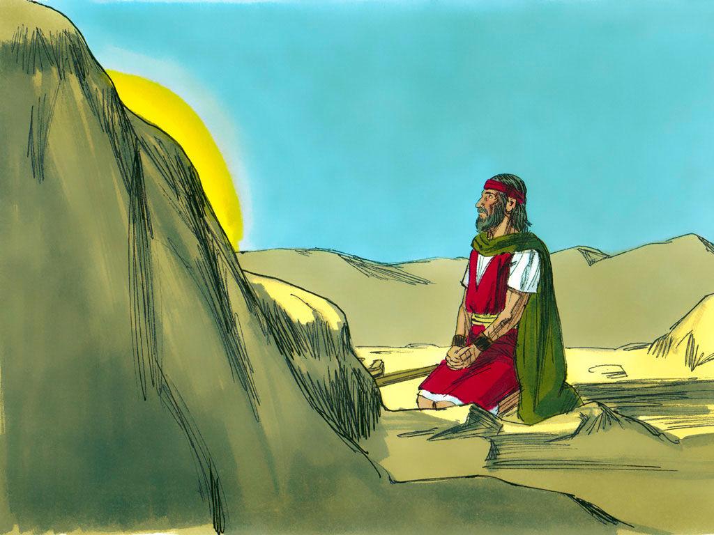 Israelites Worship God In Temple Craft