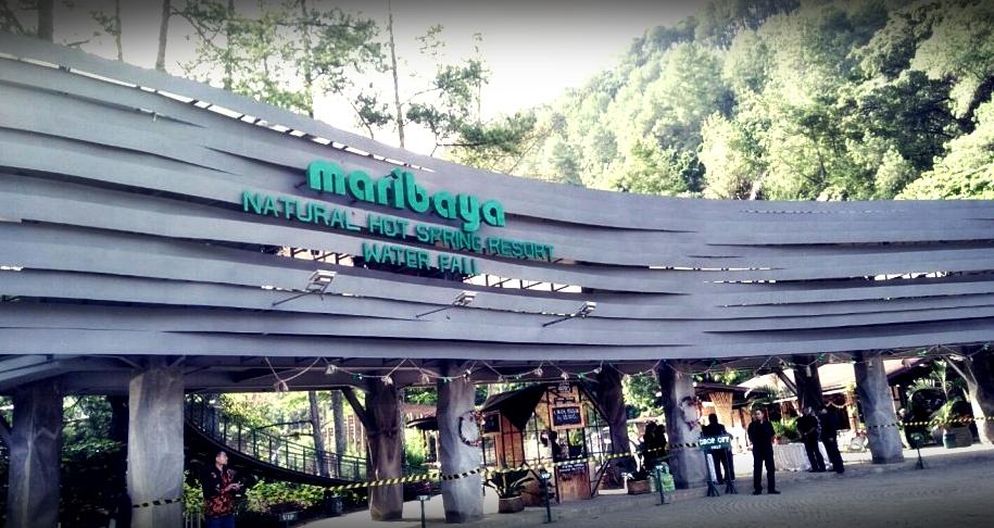 jalan ke maribaya resort lembang | easytourbandung.com