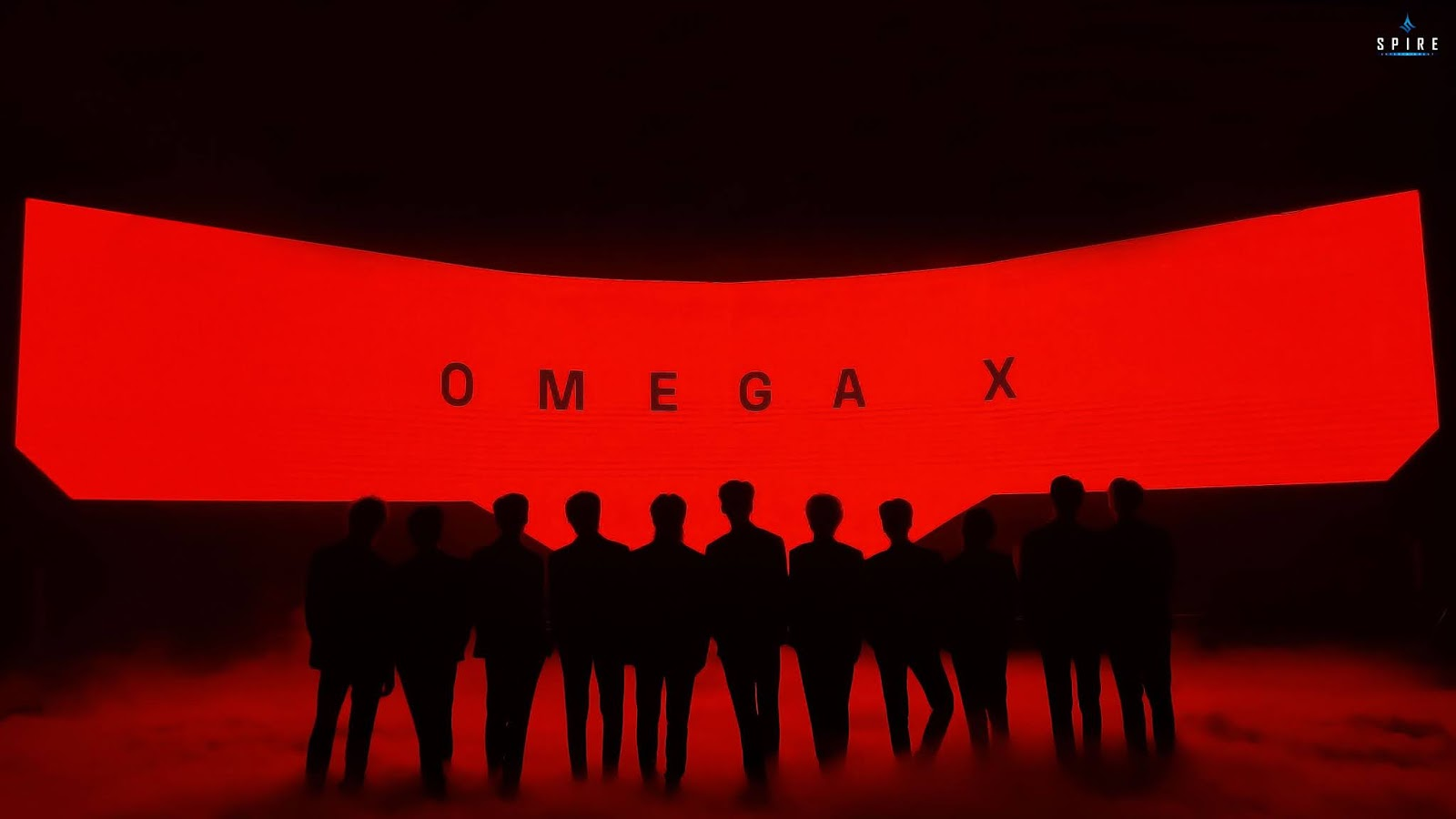 omega x debut