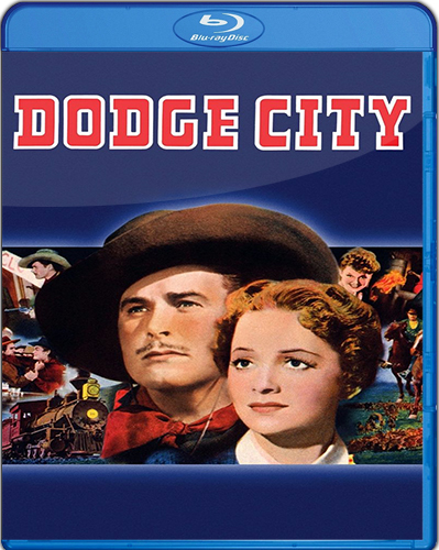 Dodge City [1939] [BD25] [Latino – Castellano]