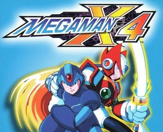 تحميل لعبة megaman x4