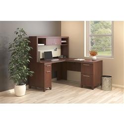 Bush Enterprise L Shaped Desk