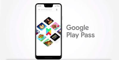 Google lança assinatura Play Pass com 350 jogos/aplicativos Android