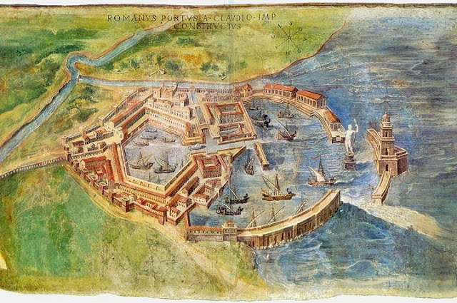 Ancient Roman port history unveiled