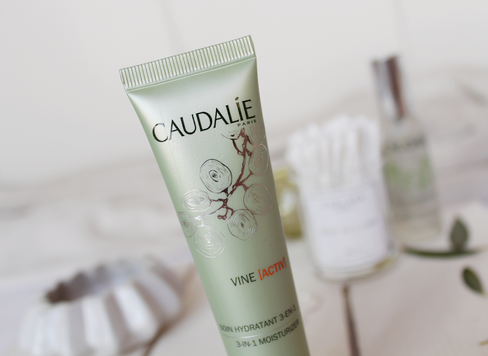caudalie vineactiv  3 in 1 moisturizer review
