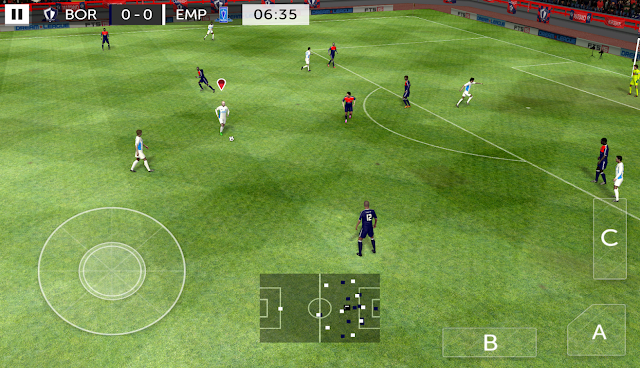 Download Game FTS 2015 Android
