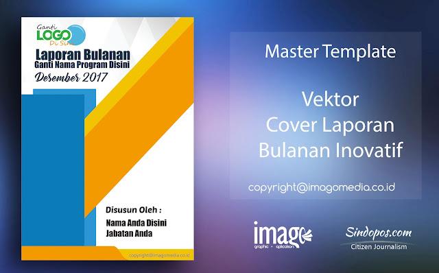 Desain-Cover-Laporan-Bulanan-Inovatif