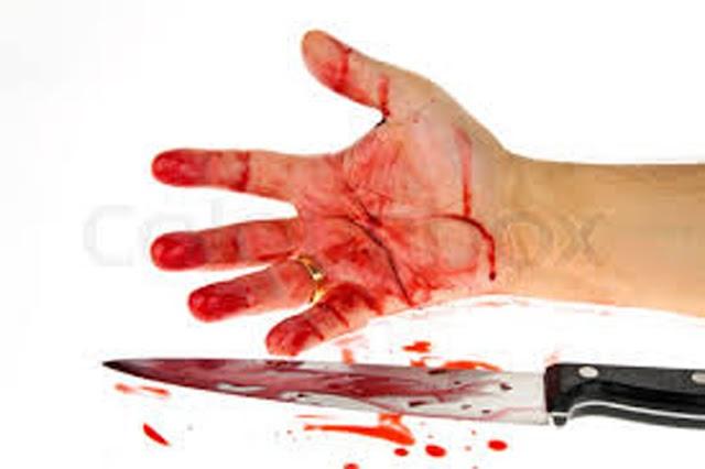 संतप्त बापाने घराशेजारी महिलेचा गळा चिरुन केली हत्या - NNL