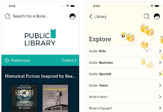 Apps to Help Students Borrow eBooks from Local Libraries