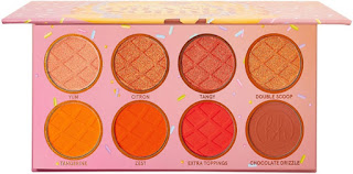 Bh Cosmetics Sorbet Orange
