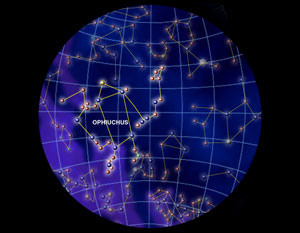 serpentaire constellation