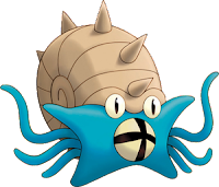 多刺菊石獸技能進化攻略 - 寶可夢Pokemon Go精靈技能配招