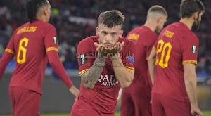 روما يحقق الانتصار على فريق جينت في ذهاب دور ال 32 من الدوري الأوروبي