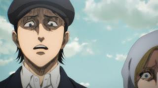 "Hellominju.com : 進撃の巨人4期 アニメ 『グリシャ・イェーガー』  | Attack on Titan ""Grisha Jaeger"" | Hello Anime !"