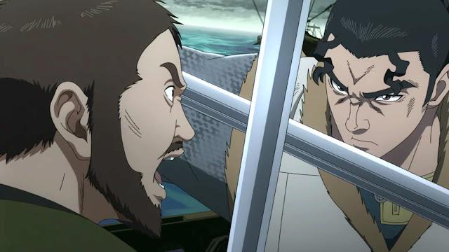 vinland saga anime review