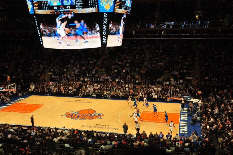 Onde comprar ingressos de jogos da NBA em Nova York  fa1d7fcf41140