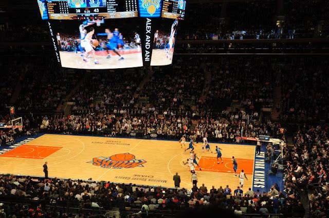 Onde comprar ingressos de jogos da NBA em Nova York