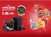 Concorso Pringles ricevi 7 giorni di prova Xbox Game Pass Ultimate ( premio certo) e vinci Console Xbox Series X