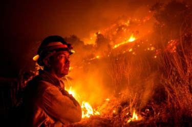 Global-Warming Driving California Wildfire Trends – Study