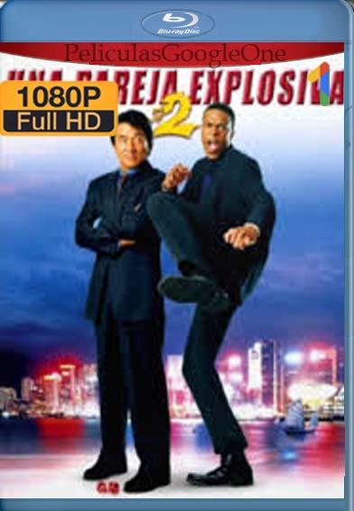 Una pareja explosiva 2  ( 2001) [1080p BRrip] [Latino-Inglés] [LaPipiotaHD]