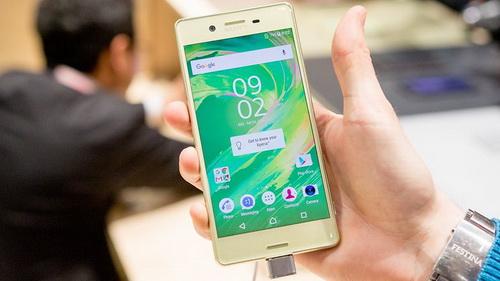 Harga Handphone Terbaru Sony Xperia X