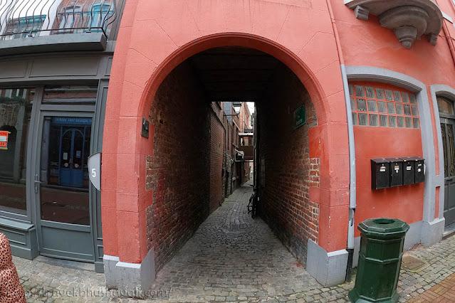 Rue Rosette Marche-en-Famenne walking tour
