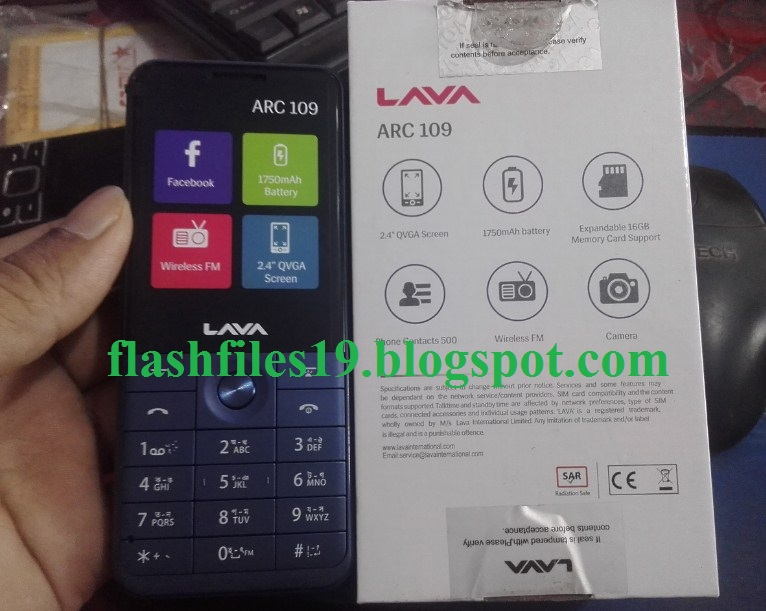 Flash files of all phone