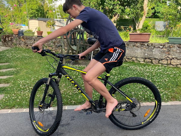 Une semaine à Vélo pour Jules !
