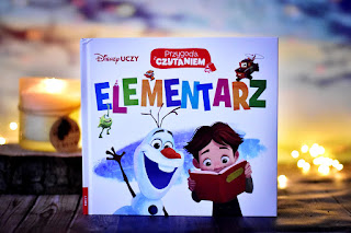Disney uczy. Przygoda z czytaniem. Elementarz Książki dla dzieci #36