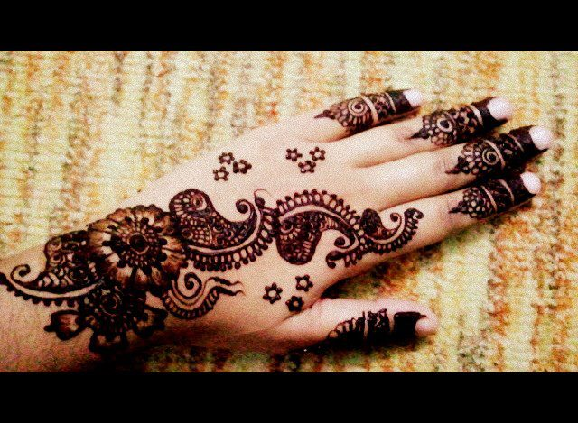 Fashion&beauty Tips: Mehndi Designs