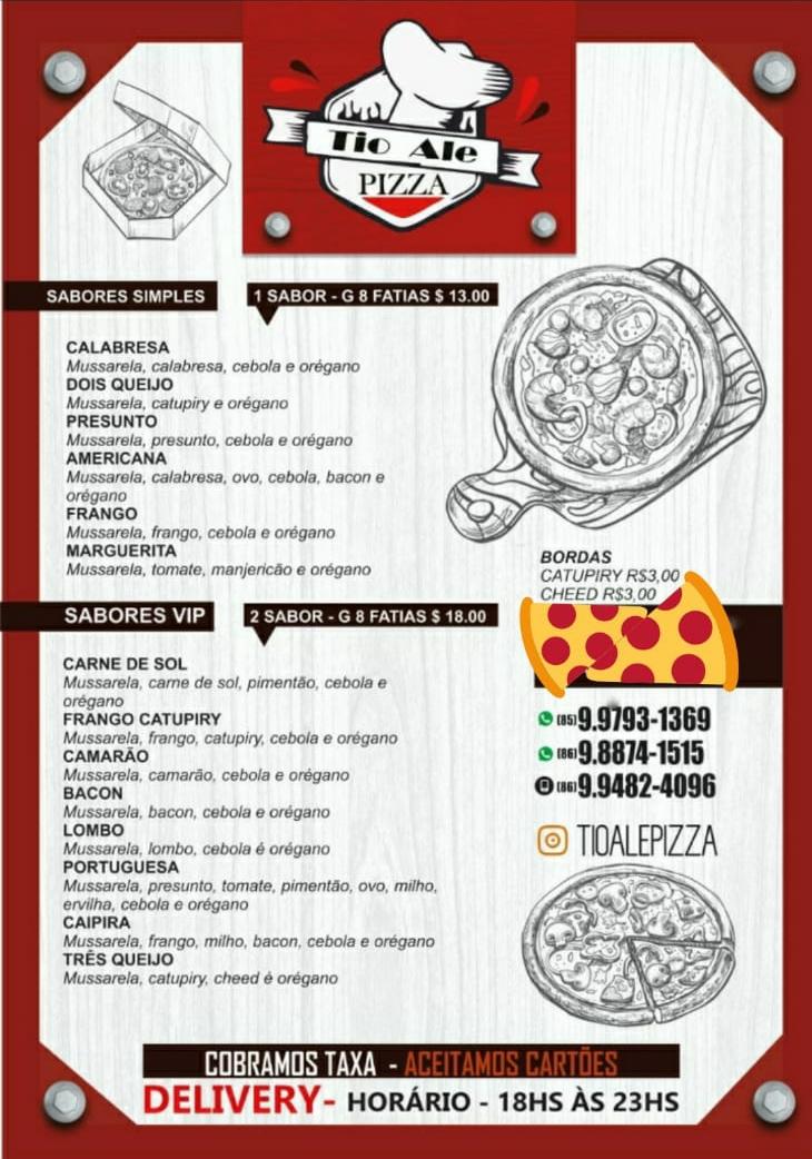 TIO ALE PIZZA