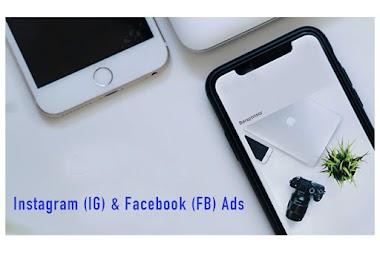 Jasa Instagram (IG) & Facebook (FB) Ads Bergaransi