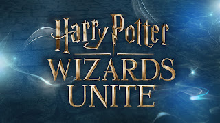 Niantic Harry Potter Wizards Unite Video Game