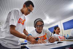 Sergipe diminui a taxa de analfabetismo