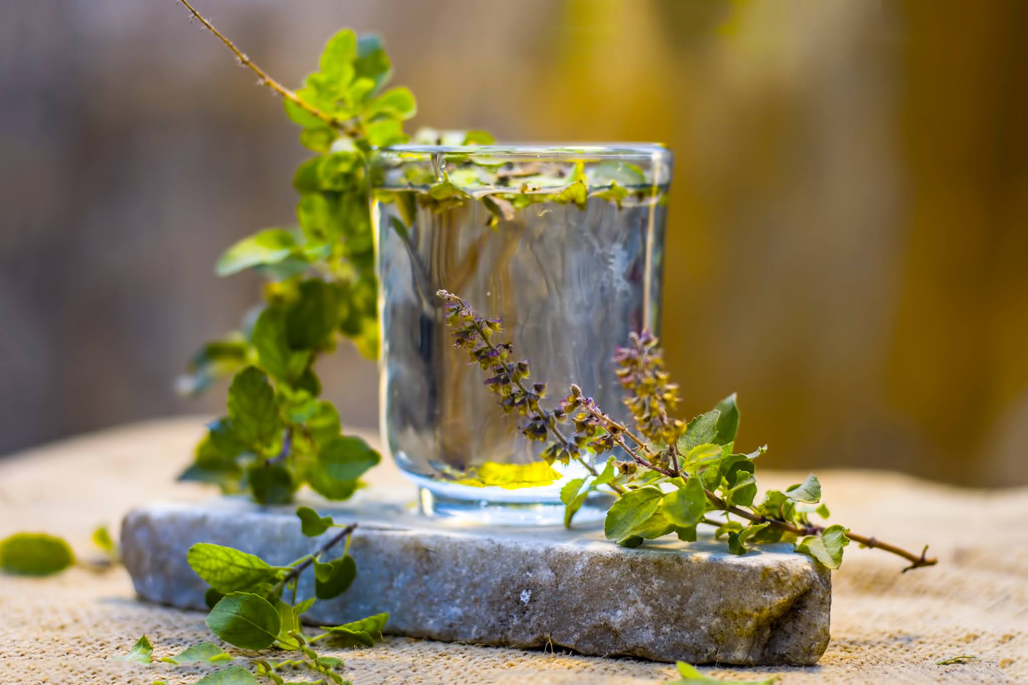 reduce acidity problem naturally at home by Tulsi Leaves