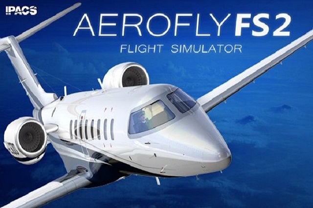 Aerofly FS 2 Flight Simulator تحميل مجانا