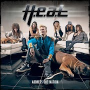H.E.A.T - ADDRESS THE NATION (2012)