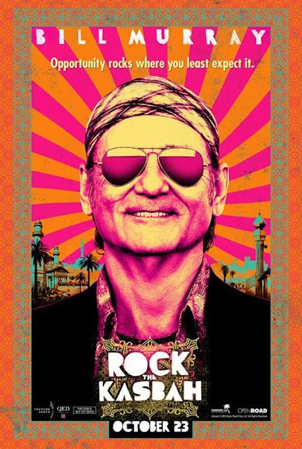 Rock the Kasbah (2015) Full Movie