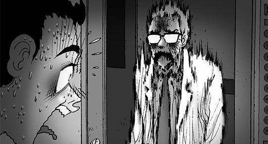 Silent Horror chap 207: Incident - biến cố