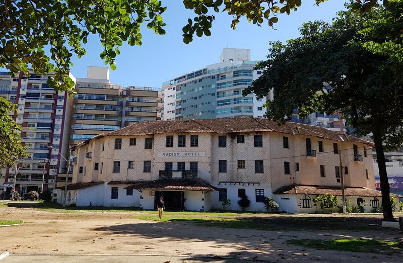 Centro Histórico de Guarapari - Radium Hotel
