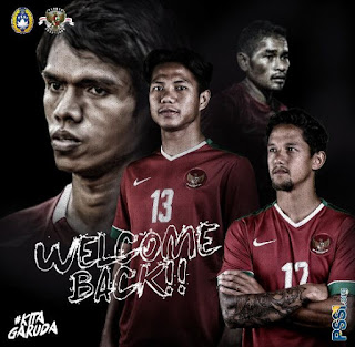 Daftar Pemain Timnas Indonesia TC Cikarang