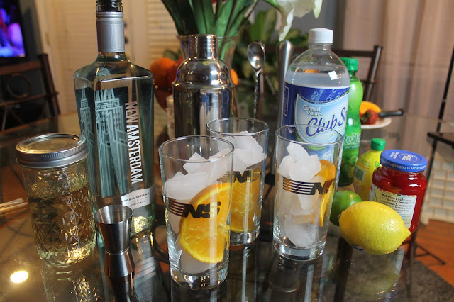 Cocktail Corner:  Classic Tom Collins Recipe for Father's Day, New Amsterdam Gin, Tom Collins Recipe, Gin Drinks, Father's Day, Manly Cocktails, Norfolk Southern, Railroad, The Low Country Socialite, Plus Size Blogger, Savannah Georgia, Hinesville Georgia, Kirsten Jackson