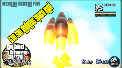 GTA San Andreas Space Mod For PC