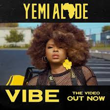 Yemi Alade – Vibe (Prod by Egar Boi) Mp3 Free Download