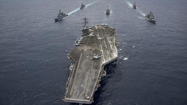 Pentágono aumenta gasto militar para dominar zona Asia-Pacífico