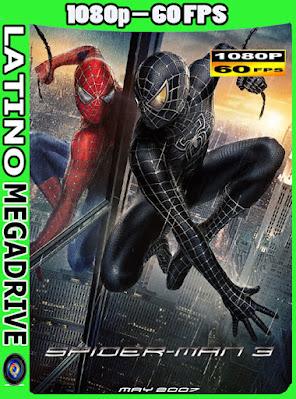 El Hombre Araña 3 (2007) [Latino] [HD] [1080p-60FPS] [GoogleDrive] AioriaHD
